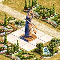 grande statue haphrodite