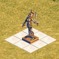 petite statue athena