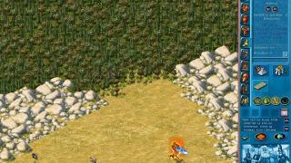 Cerbère extermine la population de loups
