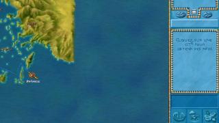 Carte du monde décentrée