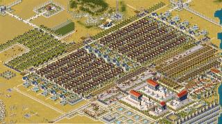 Grande cité de Deos